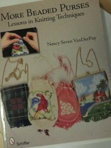 Kralen breiboek Nancy Seven BanDerPuy