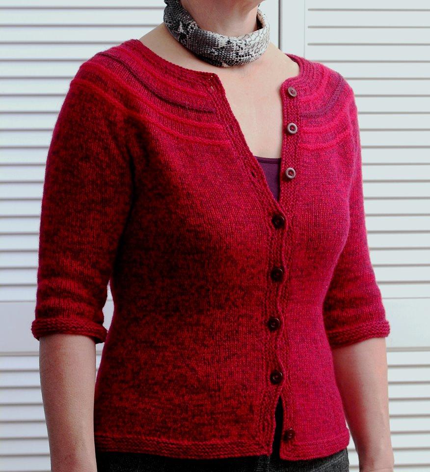 Voorkant Haute Couture vestje Sytske Corver