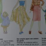 Uit: Het Grote Naaldkunstboek, Uitgeverij Helmond, 1978