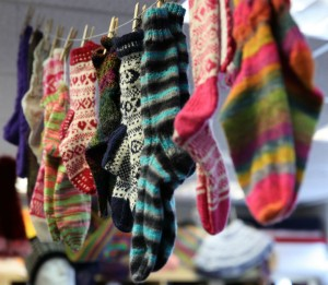 Waslijntje sokken Arnemuiden