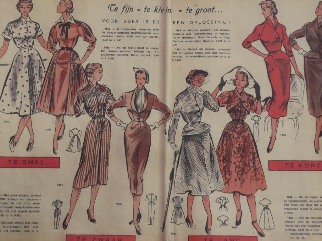 Tijdschrift uit de jaren '50