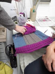 Tirools breiwerk in een modern jasje