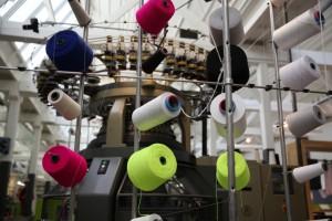 Textiellab van het Textielmuseum in Tilburg