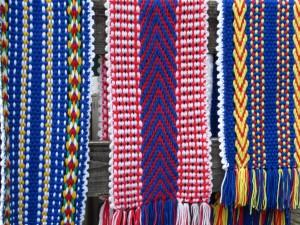 Sjaals van Marken
