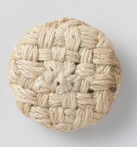 Knoop van gevlochten stof, anoniem, ca. 1590 - ca. 1596