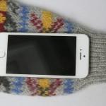 Lengte meten van het telefoonhoesje
