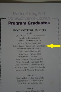 Graduate Sytske