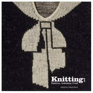 Knitting, fashion, industry, craft door Sandy Black