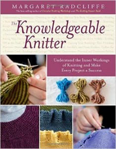 'The Knowledgable Knitter', Margaret Radcliffe